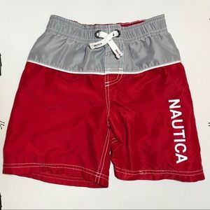 EUC Nautica swim shorts